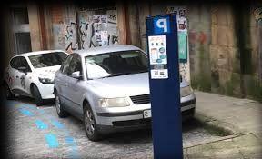 Información zona azul Pamplona