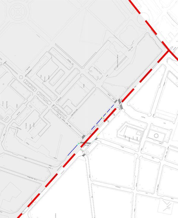 Plano zona azul Valencia distrito Rascanya
