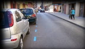 Información zona azul Almansa