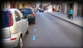 Multas zona azul Almansa
