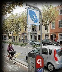 Información zona azul Salamanca